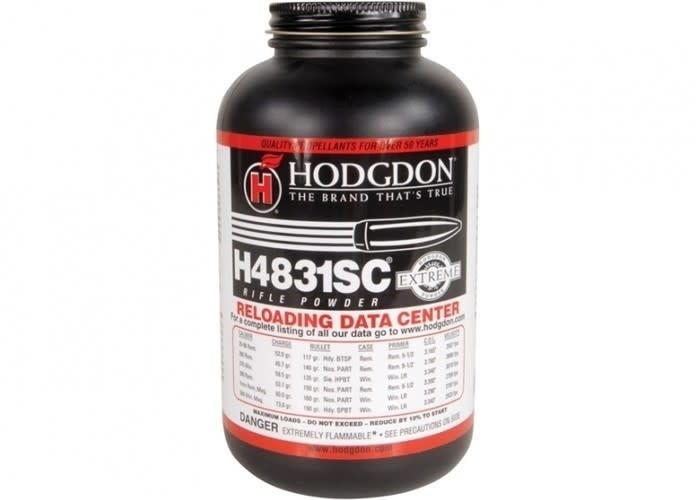Hodgdon H4831SC Powder 1 lb
