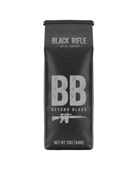 Company Beyond Black Ground Coffee
