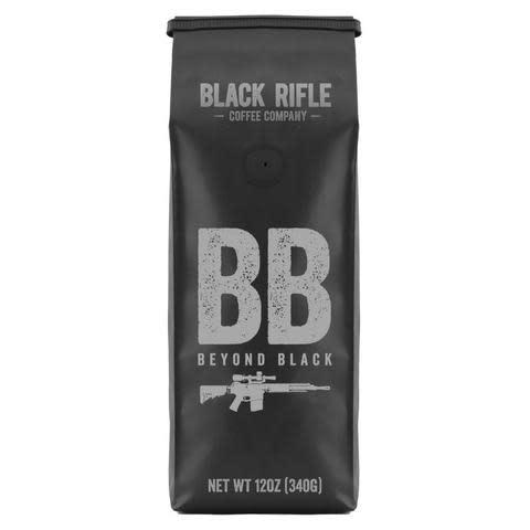 Black Rifle Coffee Company Beyond Black Ground Coffee