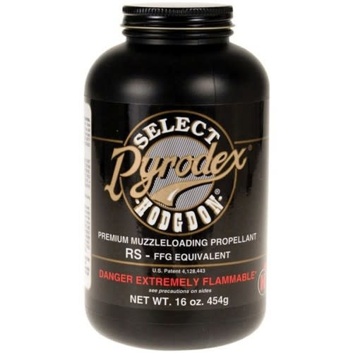 Hodgdon Select Pyrodex Powder 1 lb