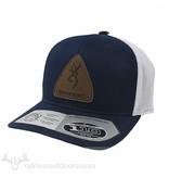 Browning Flexfit 110 Slug Mesh Blue Hat