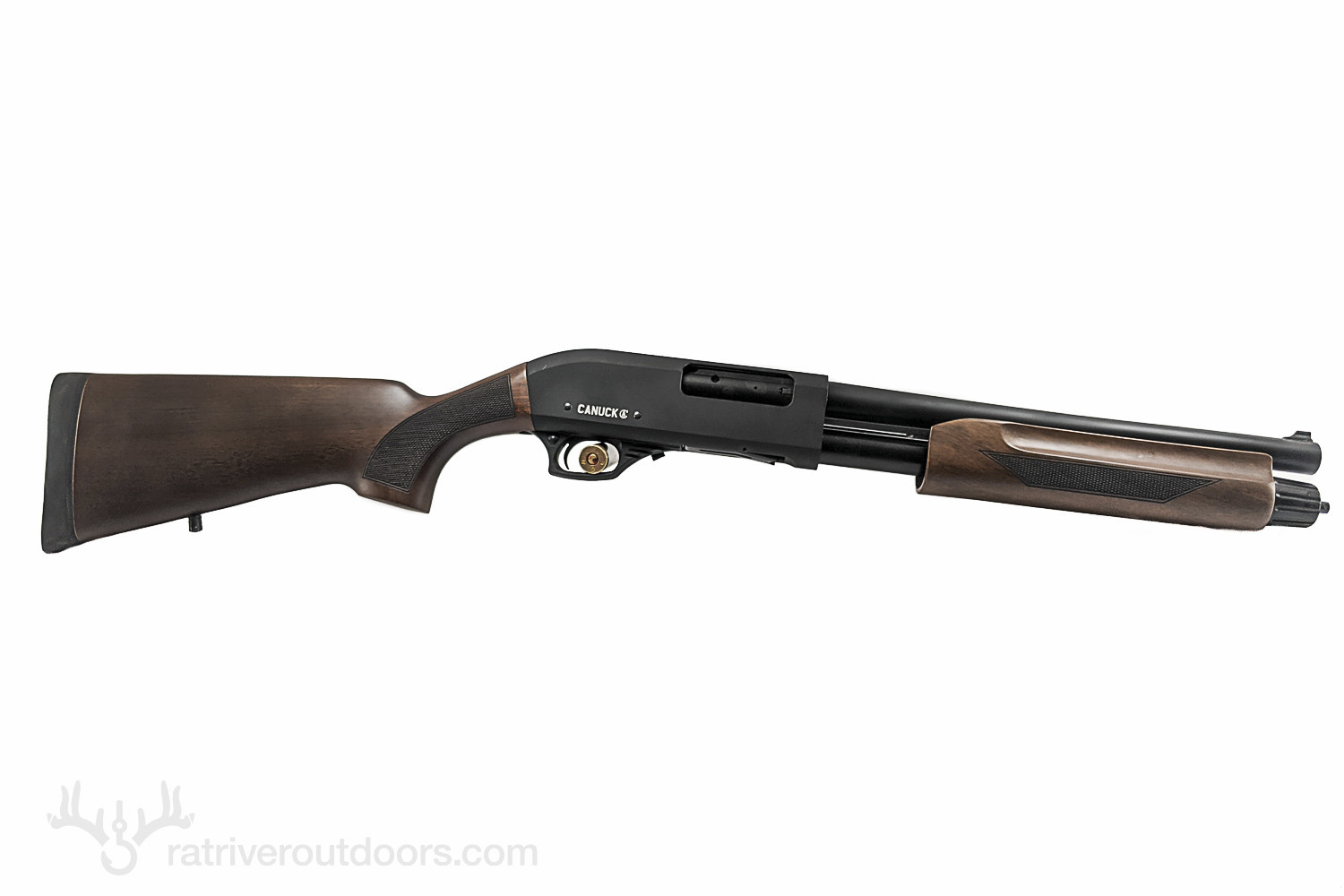 "Canuck Defender 12ga 14"" Barrel Shotgun"