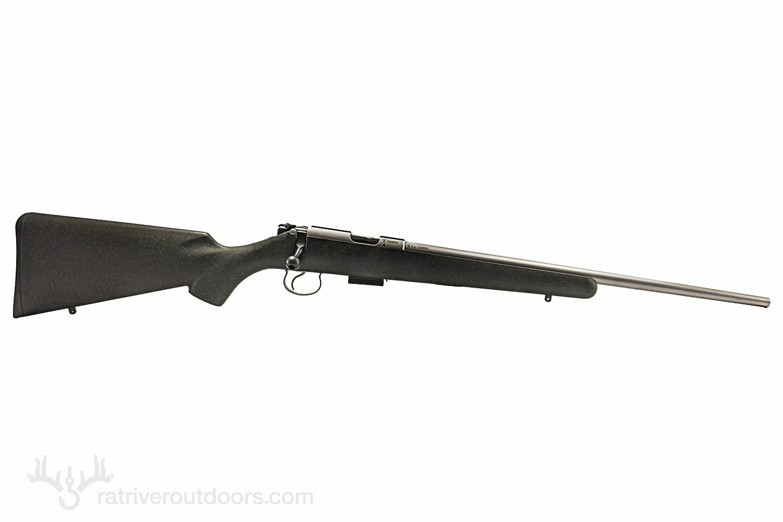 CZ 455 Stainless 22 WMR