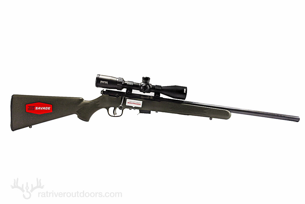 Savage Lakefield 93R17 17hmr FV XP