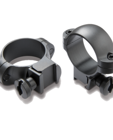 "1"" High Deluxe Steel Rimfire/Airgun Rings"