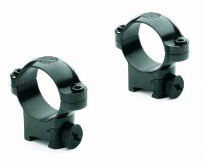 "Leupold 3/8"" High Rimfire Ringmounts"