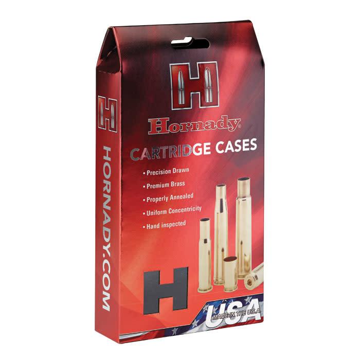 Hornady 22 Hornet Unprimed Brass Cases (50 Pk)