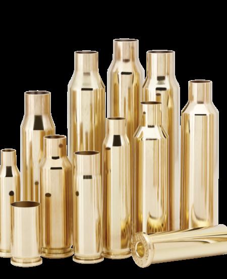 6.5 Creedmoor Unprimed Brass Cases (50 Pk)