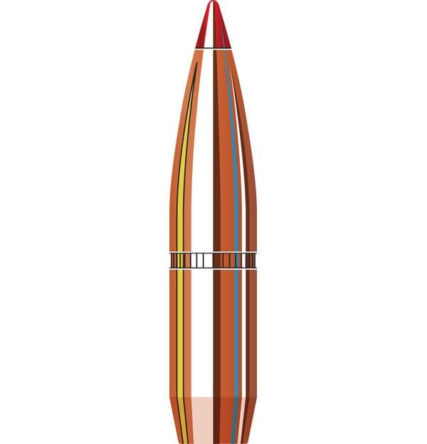Hornady SST 6.5mm .264 Diameter 129 gr Bullets #26202 (100 Pk)