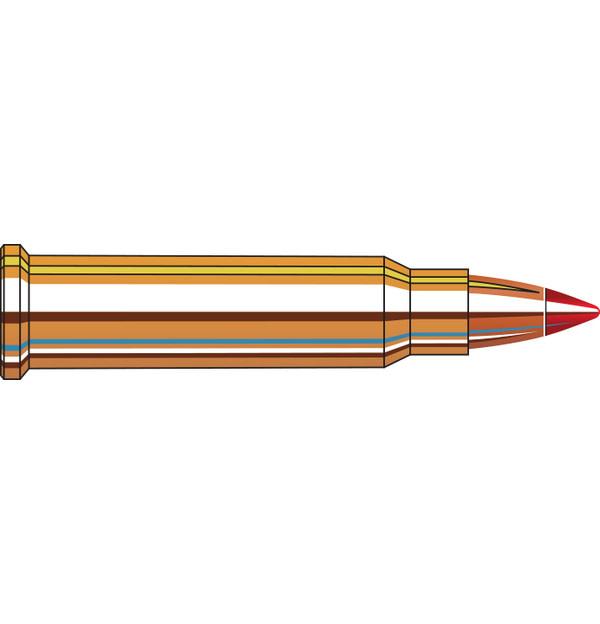 Hornady V-MAX 17 HMR, 17 gr (50 Pk)