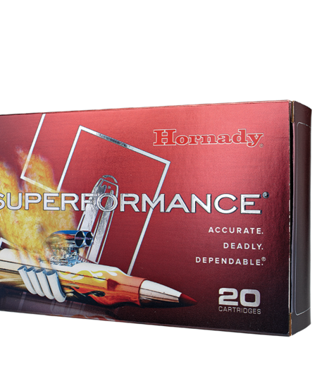 Superformance 25-06 Rem. 117 gr SST (20 Pk)