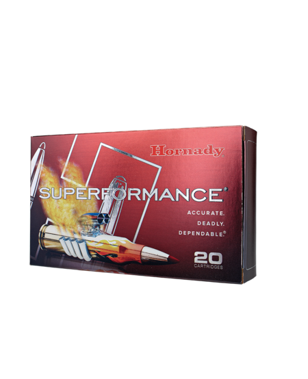 Superformance 270 Win. 130 gr SST (20 Pk)