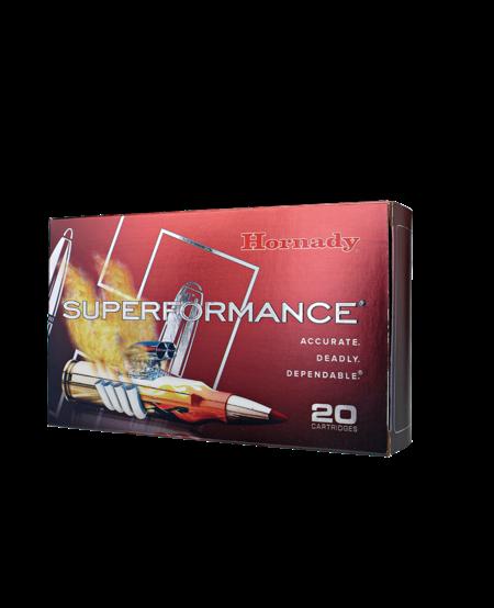 Superformance 308 Win. 165 gr SST (20 Pk)