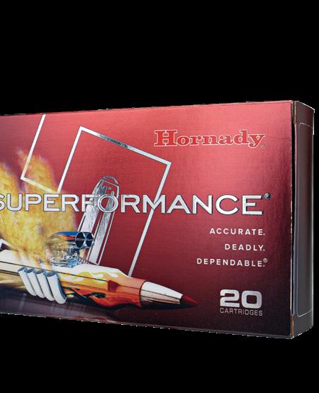Superformance 7mm-08 Rem. 139 gr SST (20 Pk)