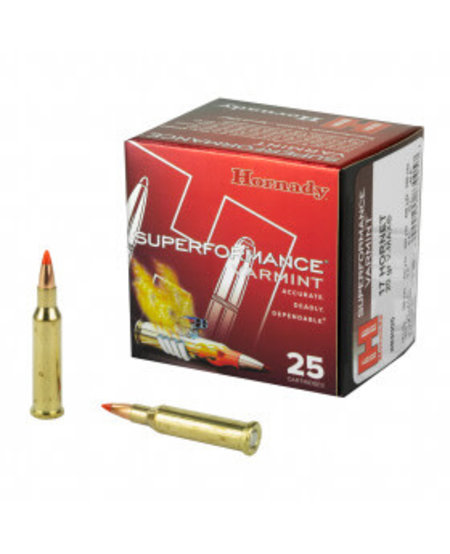 Superformance Varmint 17 Hornet 20 gr V-MAX (20 Pk)