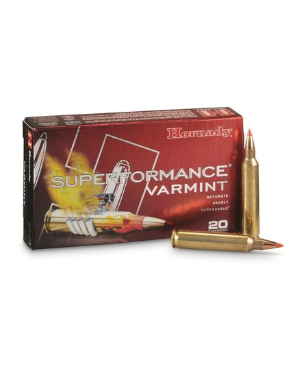 Superformance Varmint 204 Ruger 40 gr V-MAX (20 Pk)