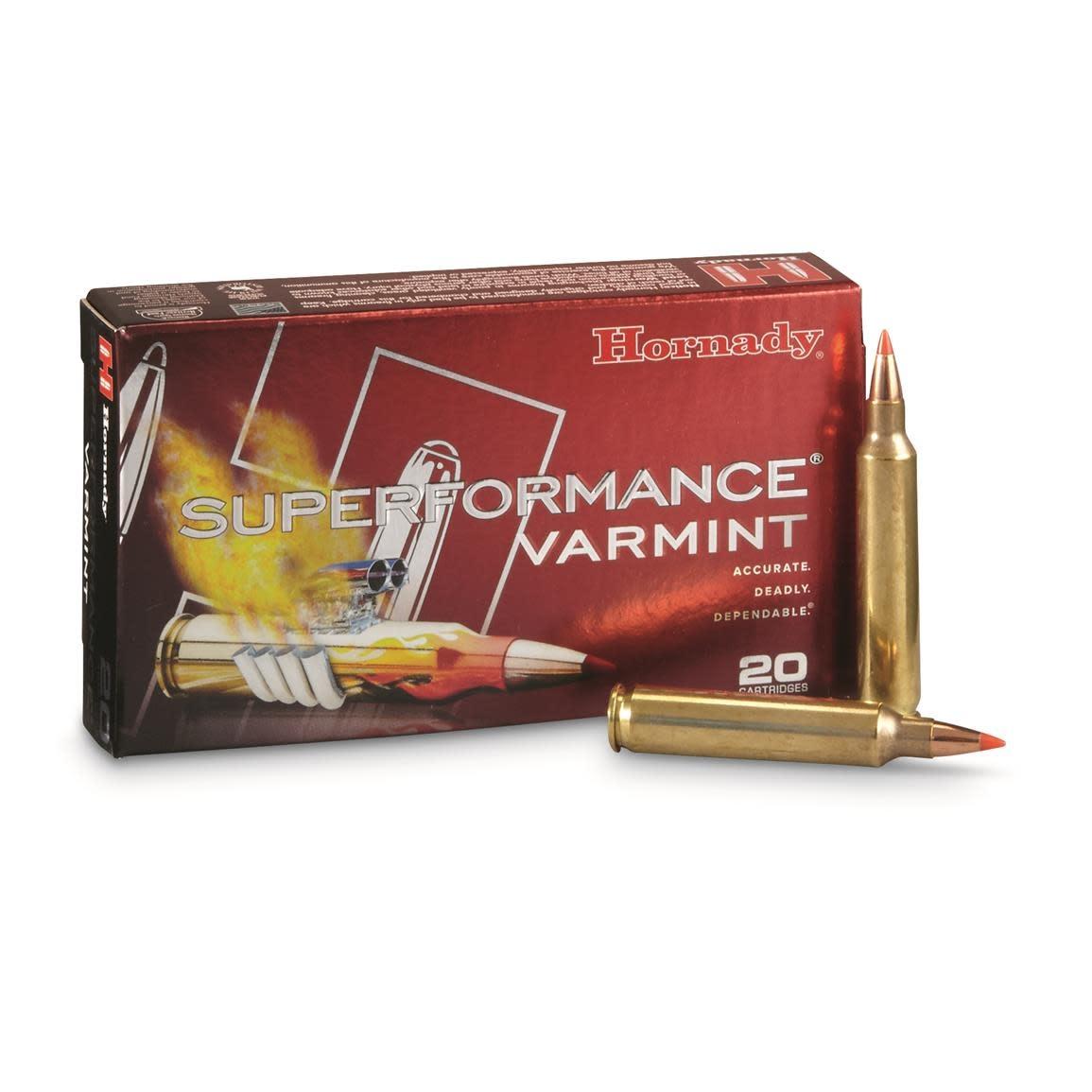 Hornady Superformance Varmint 22-250 Rem. 50 gr V-MAX ( 20 Pk)