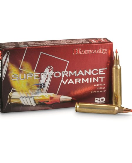 Superformance Varmint 222 Rem. 50 gr V-MAX (20 Pk)