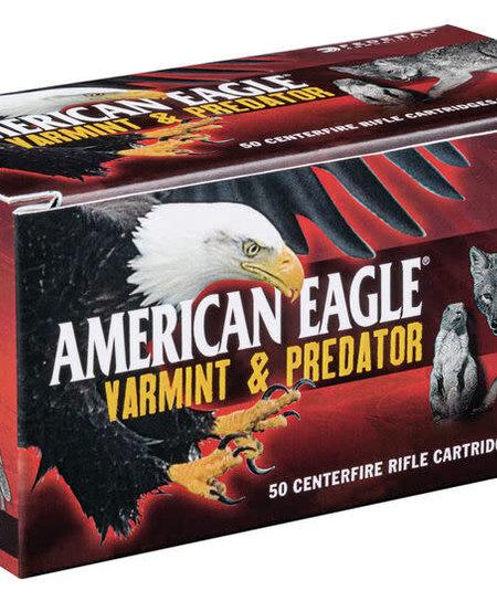 American Eagle Rifle 17 Hornet 20Gr Tipped Varmint