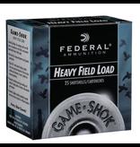 "Federal Game Shok Upland Heavy Field 12 gauge 2 3/4"" 1 1/8oz #6"