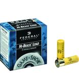 Federal Game Shok Upland Hi-Brass 20 Gauge 2 3/4'' 1oz #6 (25 Pk)
