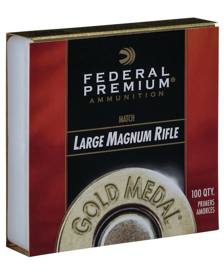 Gold Medal Match Centerfire Primers .215 (100 Pk)