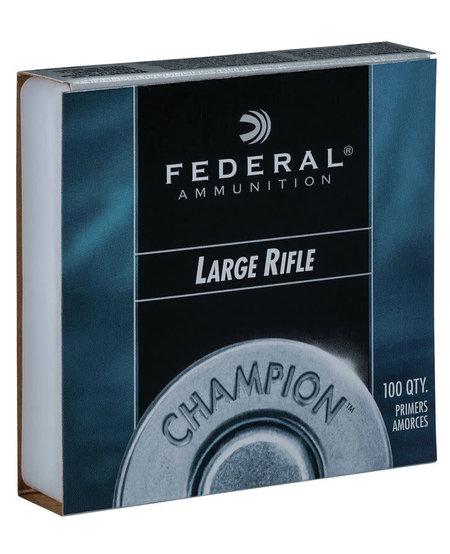 Champion Large Rifle Primers (100 Pk)