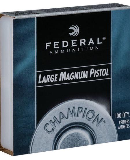 Champion Large Magnum Pistol Primers .155 (100 Pk)
