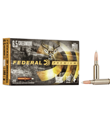 Federal Premium 6.5 Creedmoor 140 Gr Nosler Accubond (20 Pk)