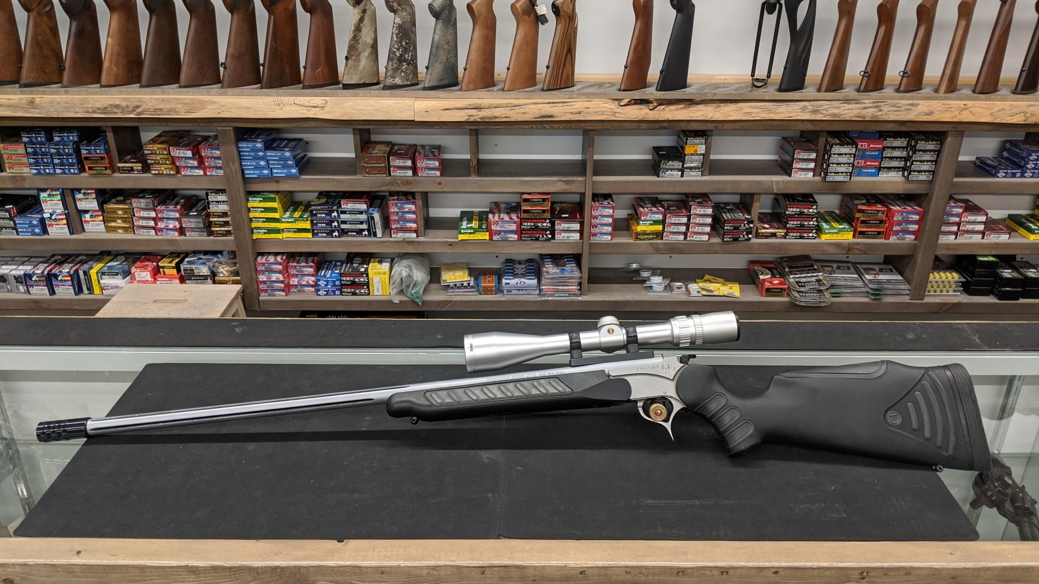 Thompson Center Encore .300 Win. Mag. Rifle