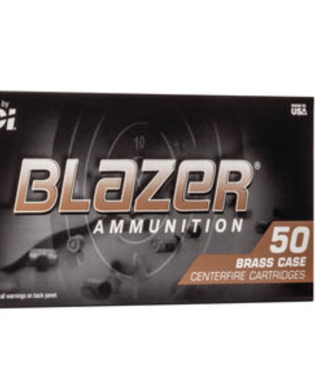Blazer Brass 40 S&W 180gr FMJ