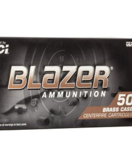Blazer 9mm 115 gr fmj 50rds