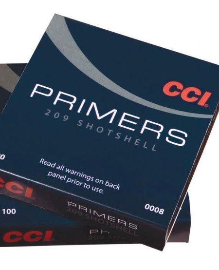 209 Shotshell Primers (100 Pk)