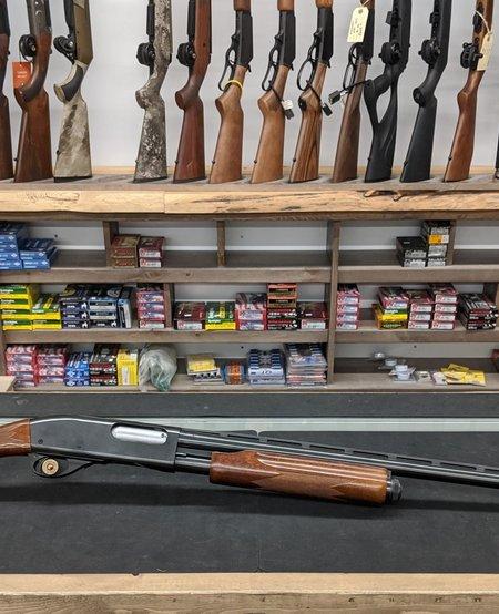 Remington Sportsman 12 Gauge Shotgun