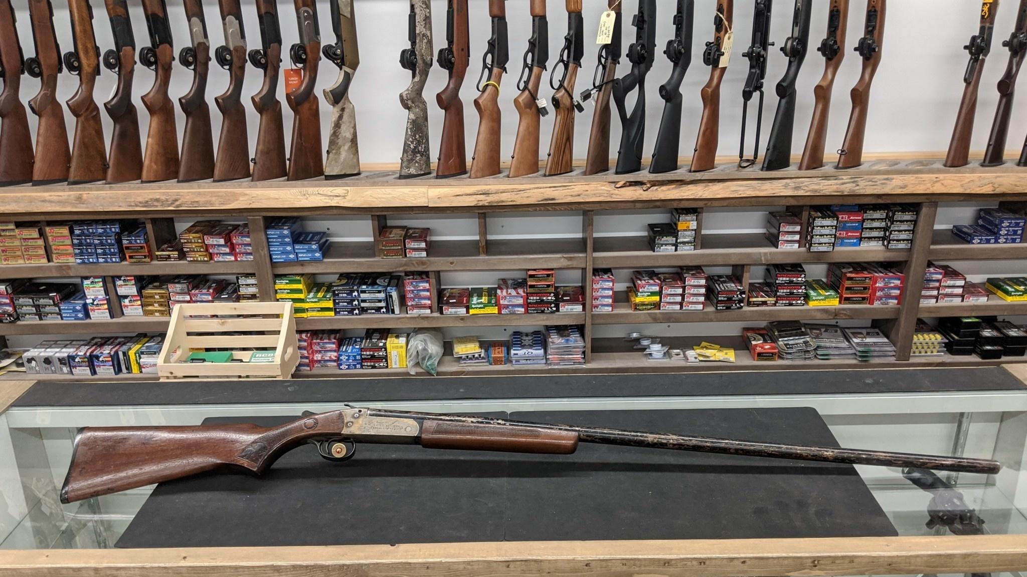 Cooey M840 12 Gauge Shotgun