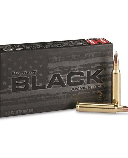 Black 6.5 Grendel 123 gr ELD Match (20 Pk)