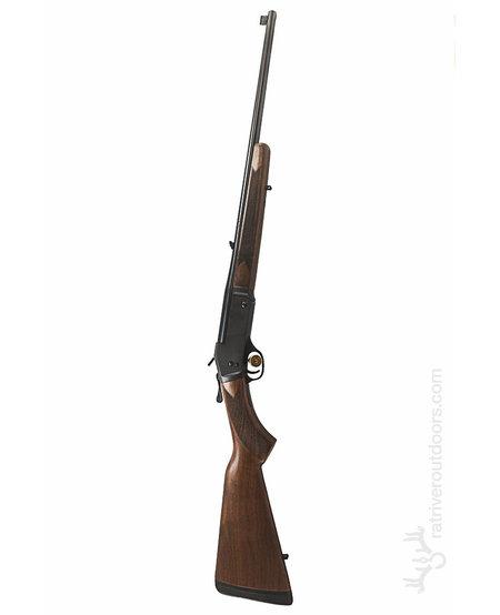 """Single Shot Rifle .243 Win. 22"""" Barrel"""