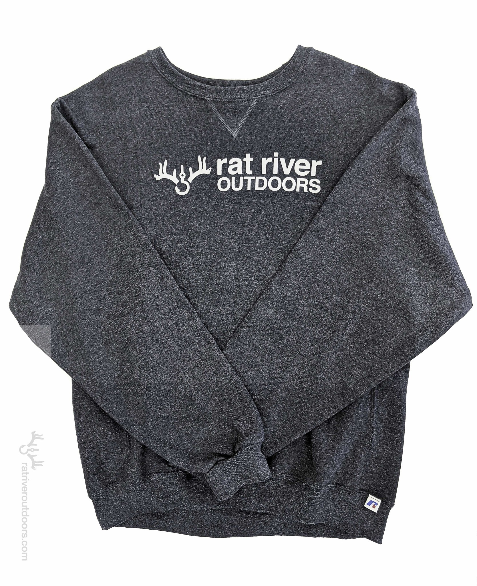 Russell Rat River Crew Neck Sweater