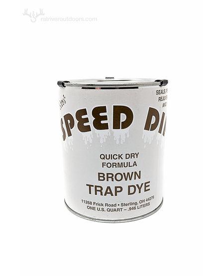 Speed Dip Brown