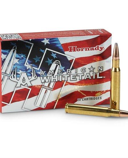 American Whitetail 243 Win, 100 gr Interlock SP (20 Pk)