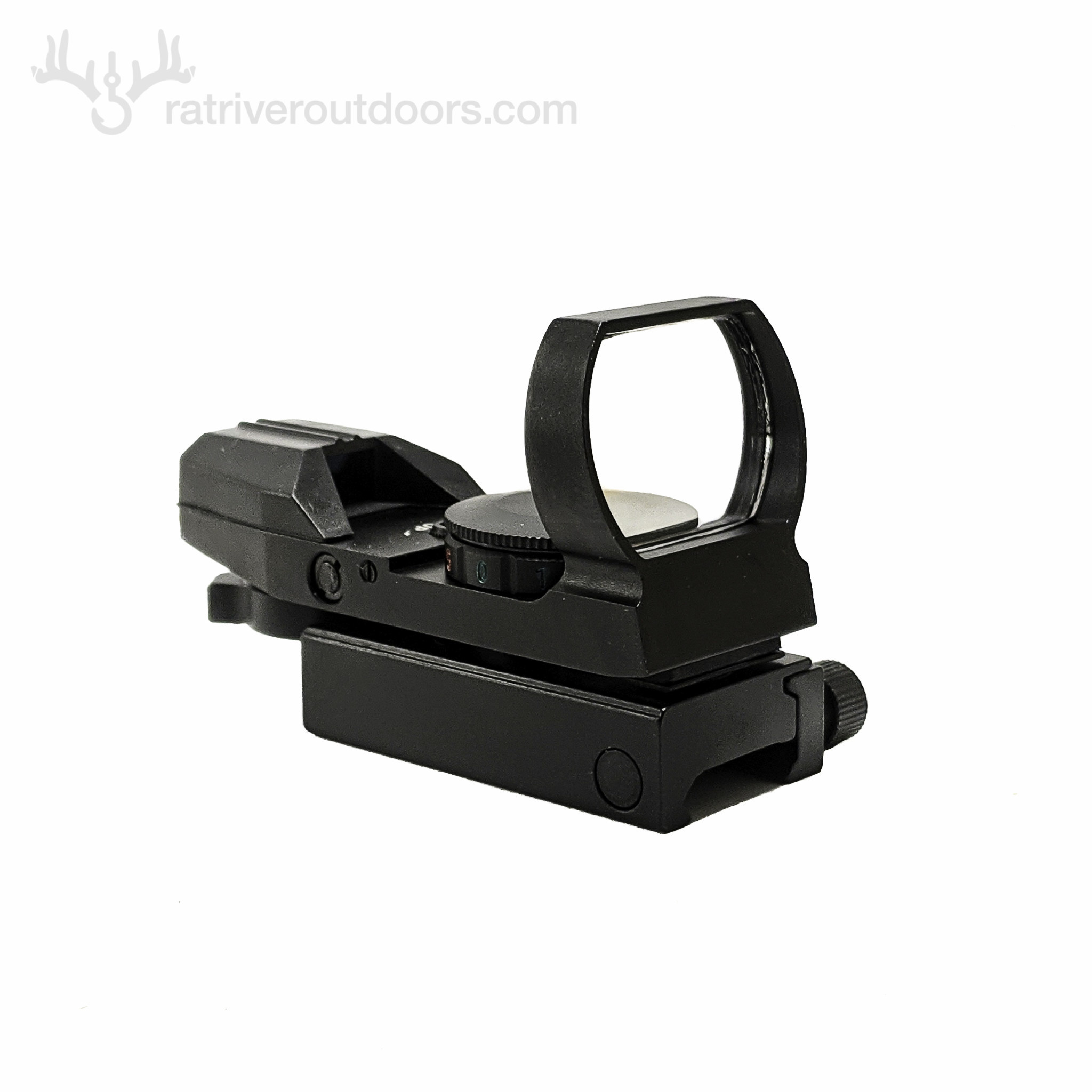 Truglo Open 4-RTCL Red-Dot