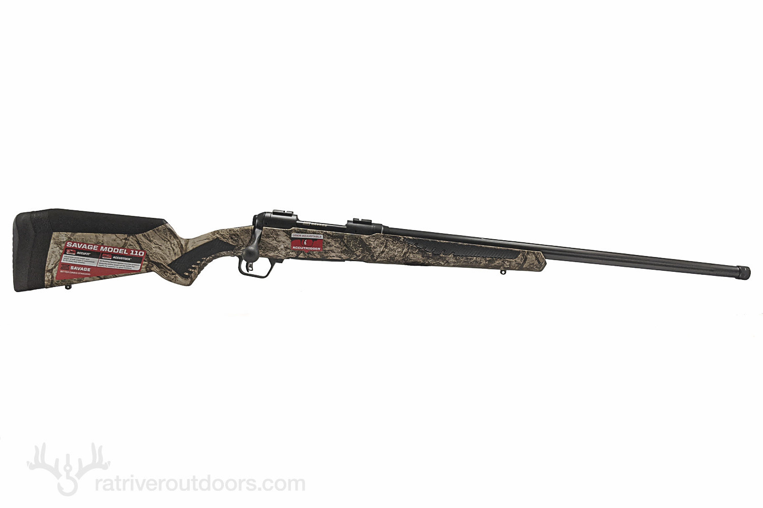 Savage Model 110 Predator 6.5 Creedmoor Rifle