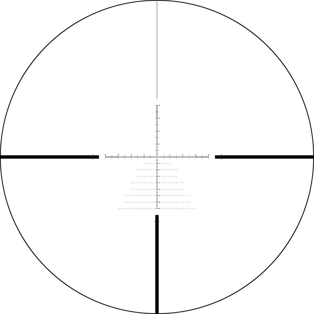 Vortex Viper HS-T 6-24X50mm SFP VMR-1