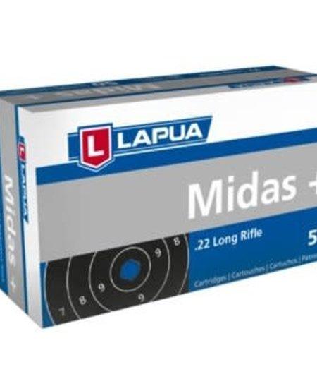 Midas + .22 lr (50 Pk)