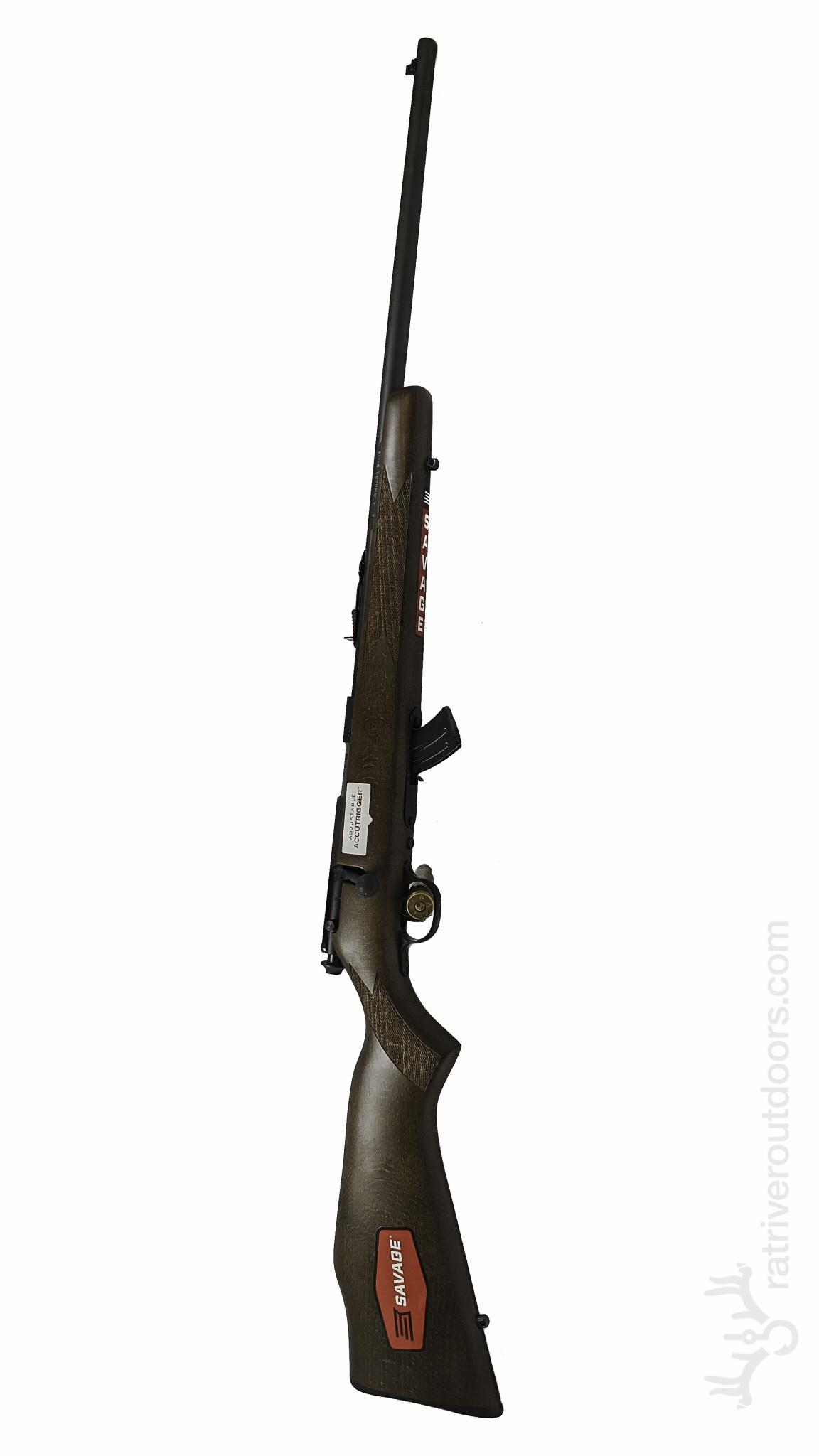 Savage Mark II G 22lr  wood w/sights