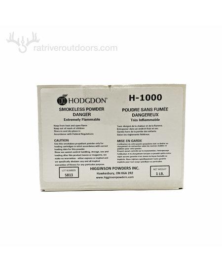 H-1000 Powder 1lb (boxed)