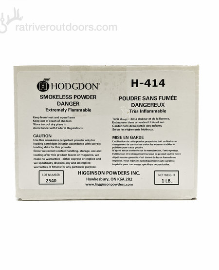 H-414 Powder 1lb (boxed)
