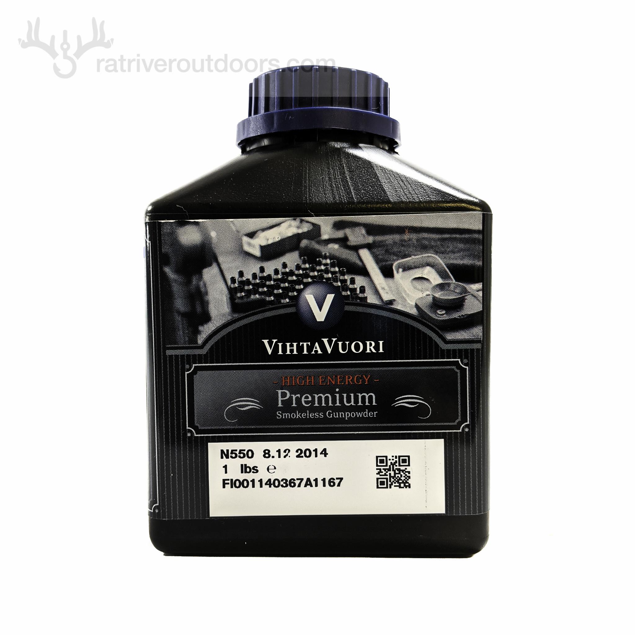 Vihta Vuori N550 Powder 1lb