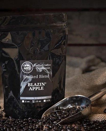 Blazin' Apple Smoked Blend Extra Dark Roast 12oz