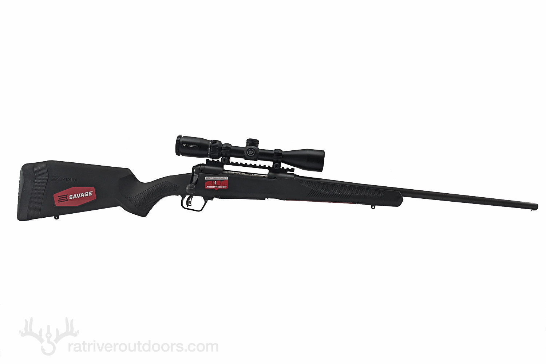 Savage 110 Apex Hunter XP .308 Win Synthetic w/Vortex Crossfire Scope